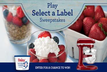 Daisy-Sweepstakes