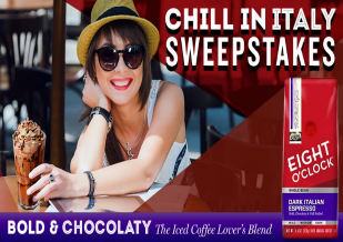 Eight-O-Clock-Coffee-Sweepstakes