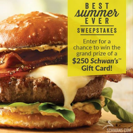 Schwans-Sweepstakes