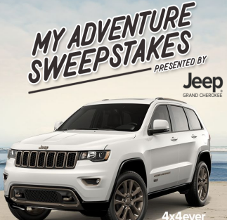 Jeep-Sweepstakes