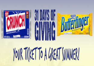 Nestle-Crunch-Sweepstakes