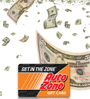 auto-zone-sweepstakes