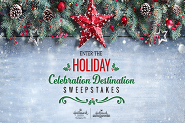Frontier Communications Holiday Celebration Destination