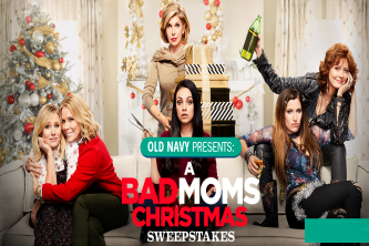 win a private screening of a bad moms christmas enter sweepstakes here old navy