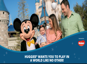 Limited time magic sweepstakes