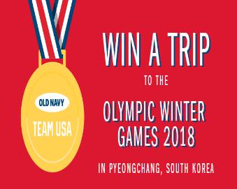 Sweepstakes websites 2018 olympics