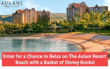 Disney aulani resort sweepstakes
