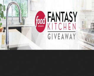 Food Network Fantasy Kitchen Sweepstakes 2018 U2013 Win $250,000!