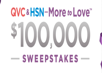 Enter to win $100 000 sweepstakes