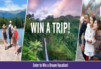 Bowflex Dream Vacation Giveaway – Win a trip worth $8,000
