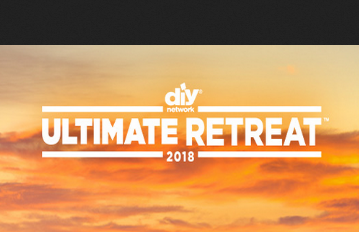 diy network ultimate retreat giveaway 2018 sweepstakes win the