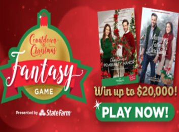 Disney channel christmas sweepstakes