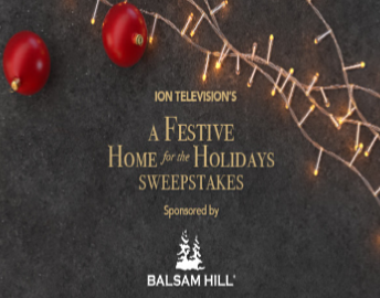 """ION Television\'s """"A Festive Home for the Holidays ..."""