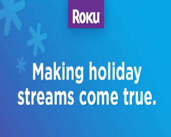 Roku Holiday Sweepstakes – Win a Philips 43″ TV