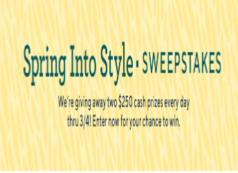 QVC sweepstakes   Sweepstakes in Seattle