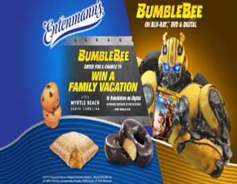 """Little Bites® """"Bumblebee"""" Visit Myrtle Beach Sweepstakes – Win a"""