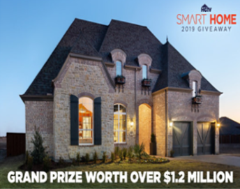 Home Improvement Sweepstakes 2020.Hgtv Smart Home 2019 Sweepstakes Win The 2019 Hgtv Smart