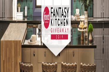 Food Network Fantasy Kitchen Sweepstakes – Win $250,000