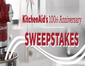 kitchenaid sweepstakes qvc